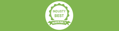 Graphic: Best warranty